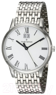 Часы женские наручные Claude Bernard 63003-3M-BR