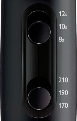 Автоматическая плойка Philips HPS940/00 - установка температуры и времени