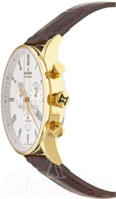 Часы мужские наручные Edox 70172 37JA ABD