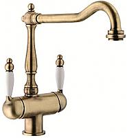 Смеситель Franke Old England Clear Water (115.0370.684) -