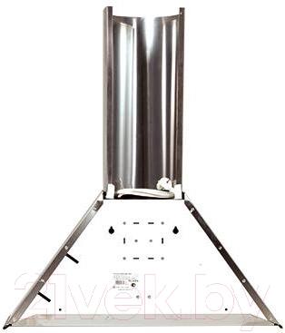Вытяжка купольная Elikor Эпсилон 50Н-430-П3Л (нержавеющая сталь/серебро)