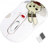 Мышь Crown Micro CMM-928W (кролик) -