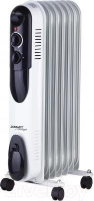 Масляный радиатор Scarlett SC-OH67B01-7