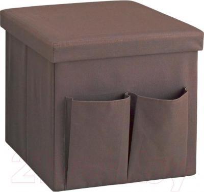 Банкетка Sheffilton SHT-FO3 (коричневый)