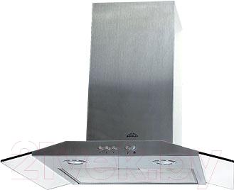 Вытяжка купольная Elikor Стелс 60Н-430-К3Г (серебристый)