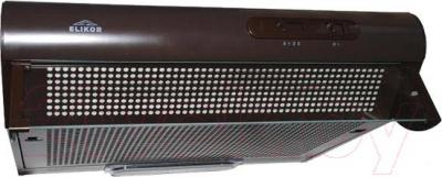 Вытяжка плоская Elikor Davoline 60П-290-П3Л (коричневый)