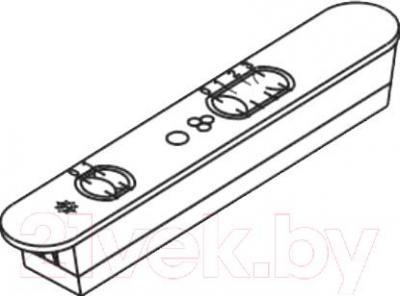 Вытяжка купольная Elikor Вента 50П-430-К3Г (белый)