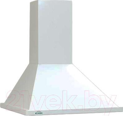 Вытяжка купольная Elikor Оптима 50П-400-П3Л (белый)