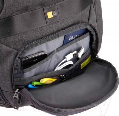 """Рюкзак для ноутбука Case Logic Berkeley Deluxe 15.6"""" / BPCA215K - пример использования"""