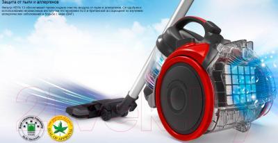 Пылесос Samsung SC15H4070H (VC15H4070H2/EV) - особенности модели