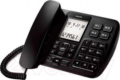 Проводной телефон Philips CRX500B/51