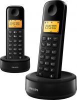 Беспроводной телефон Philips D1302B/51 -