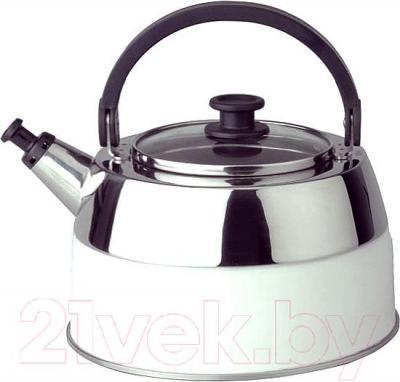 Чайник со свистком BergHOFF Virgo White 2304167