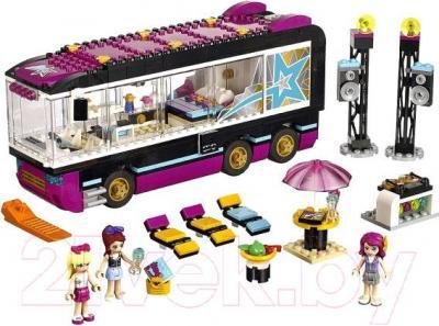 Конструктор Lego Friends Поп-звезда: Гастроли (41106)