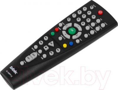 Тюнер цифрового телевидения BBK SMP015HDT2 (темно-серый) - пульт