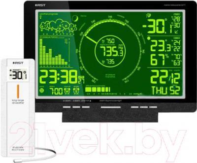 Метеостанция цифровая RST 88777 - общий вид
