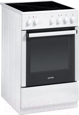 Кухонная плита Gorenje EC52160AW