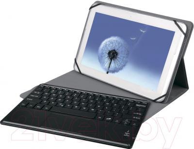 Чехол для планшета Flycat C701 (черный) - пример использования