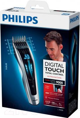 Машинка для стрижки волос Philips HC9450/15 - коробка