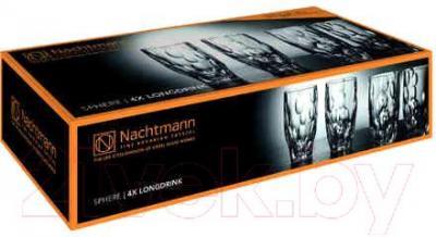 Набор бокалов для виски Nachtmann Sphere (4 шт) - упаковка