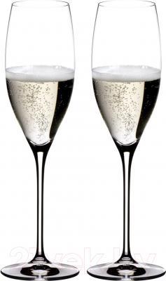 Набор бокалов для шампанского Riedel Vinum Cuvee Prestige (2 шт)