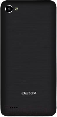 Смартфон DEXP Ixion ES245 Evo (черный)