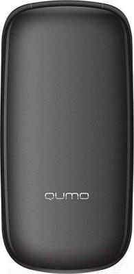 Мобильный телефон Qumo Push 185 (черный) - вид снизу