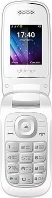 Мобильный телефон Qumo Push 185 (белый)