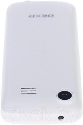 Мобильный телефон DEXP Larus C1 (белый)