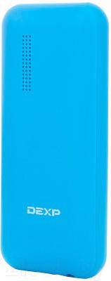 Мобильный телефон DEXP Larus С4 (синий)