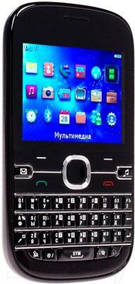 Мобильный телефон DEXP Larus M4 (черный)