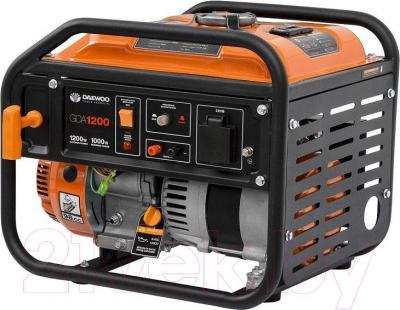 Бензиновый генератор Daewoo Power GDA 1200