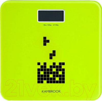 Напольные весы электронные Kambrook KSC306