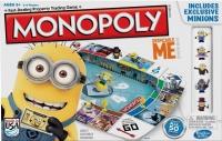 Настольная игра Hasbro Монополия. Миньоны. Гадкий Я A2574 -