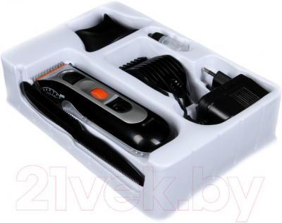 Машинка для стрижки волос Atlanta ATH-842 (черный/белый)