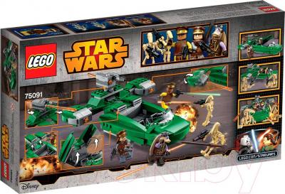 Конструктор Lego Star Wars Флэш-спидер (75091)