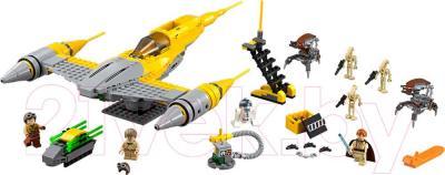 Конструктор Lego Star Wars Истребитель Набу (75092)