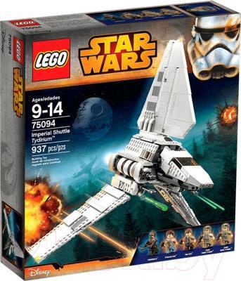 Конструктор Lego Star Wars Имперский шаттл Тайдириум (75094)