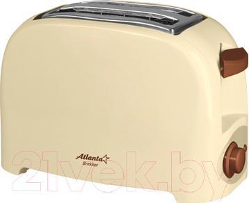 Тостер Atlanta ATH-233 (бежевый)