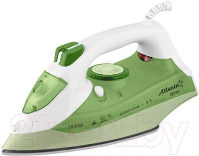 Утюг Atlanta ATH-443 (зеленый)