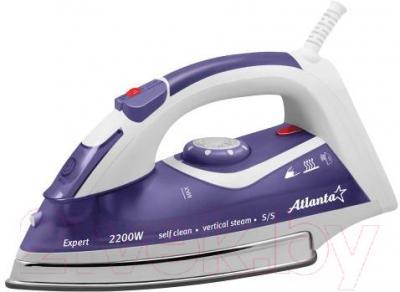 Утюг Atlanta АТН-482 (фиолетовый)
