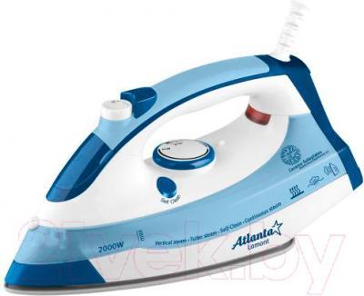 Утюг Atlanta ATH-5491 (синий)