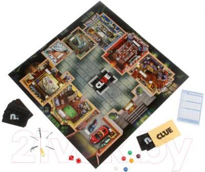 Настольная игра Hasbro Клуэдо / A5826