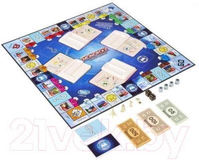 Настольная игра Hasbro Всемирная Монополия / B2348