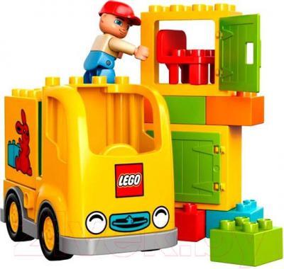 Конструктор Lego Duplo Желтый грузовик (10601)