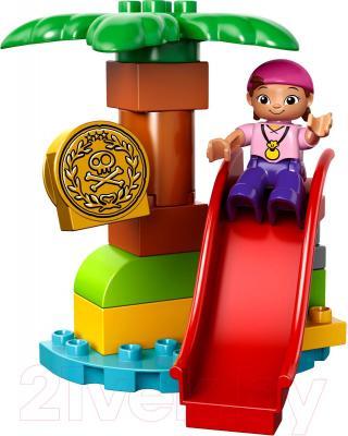 Конструктор Lego Duplo Остров сокровищ (10604)