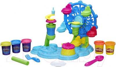 Игровой набор Hasbro Play-Doh Карнавал сладостей B1855