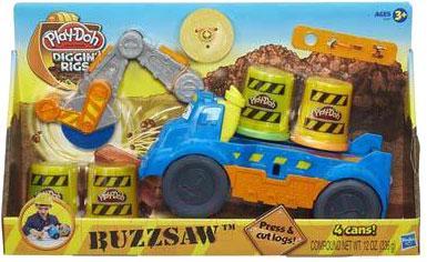 Игровой набор Hasbro Play-Doh Весёлая Пила A7394