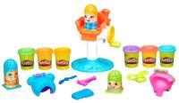 Игровой набор Hasbro Play-Doh Сумасшедшие прически B1155 -
