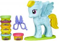Игровой набор Hasbro Play-Doh Стильный Салон Рэйнбоу Дэш B0011 -